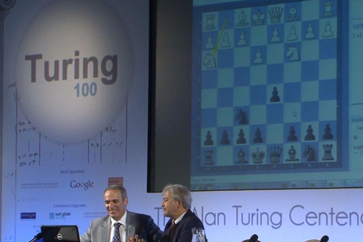Kasparov Turing Centenary Conference