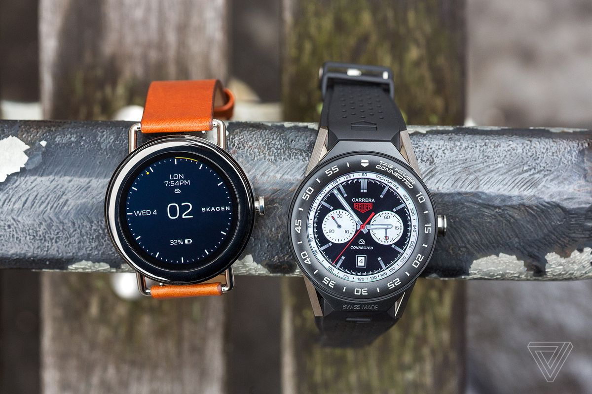 bcd7c059a48 Google won t be releasing its own smartwatch this year - The Verge