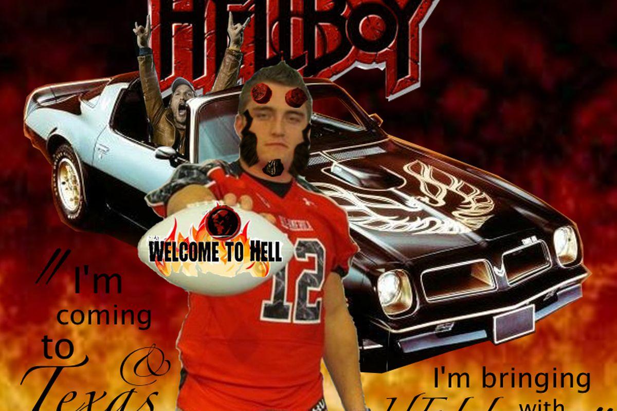 Hell Boy Dalton Santos