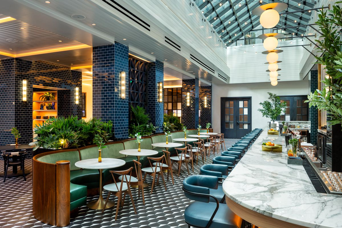 Nashville S Dream Hotel Opens Adding 7 Dining And