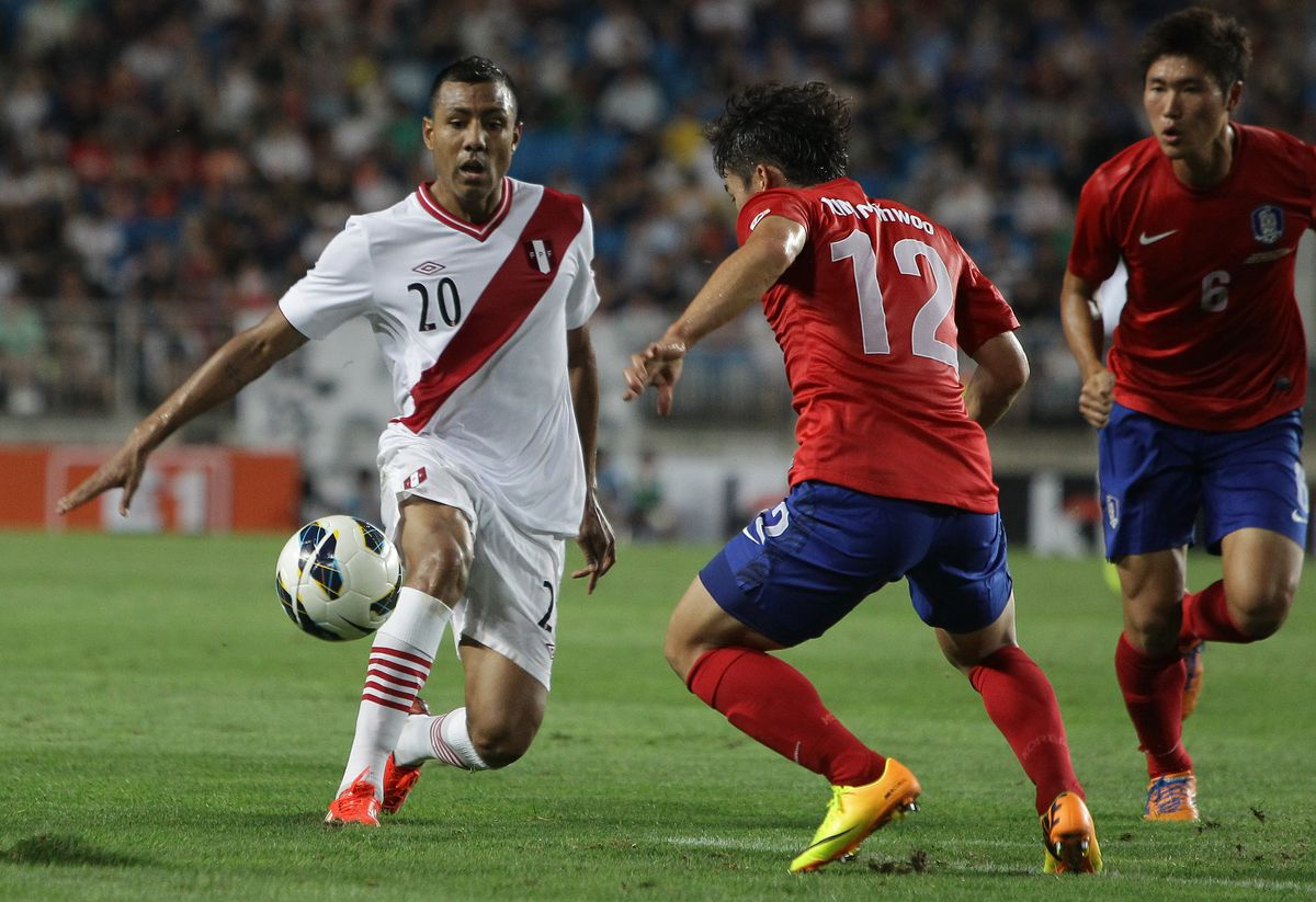 South Korea v Peru - International Friendly