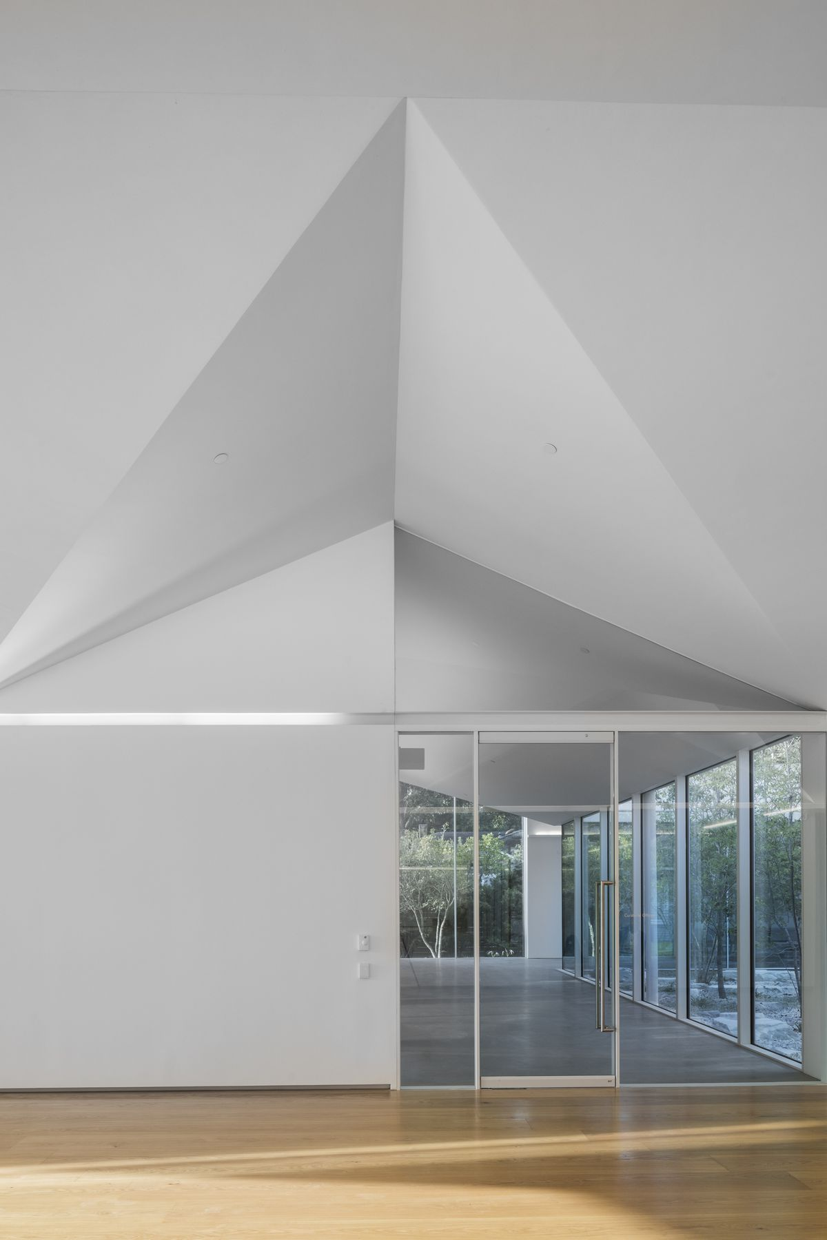 Menil Drawing Institute By Johnston Marklee Opens In