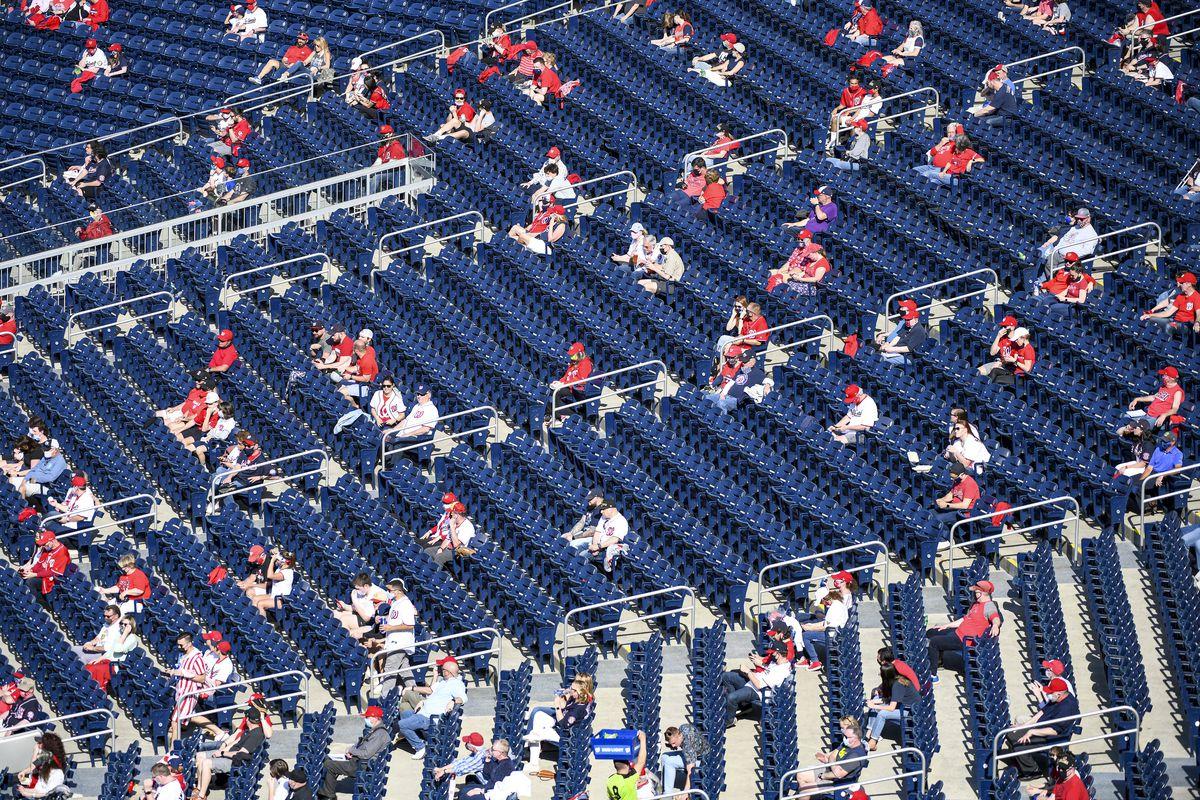 MLB: APR 06 Braves at Nationals