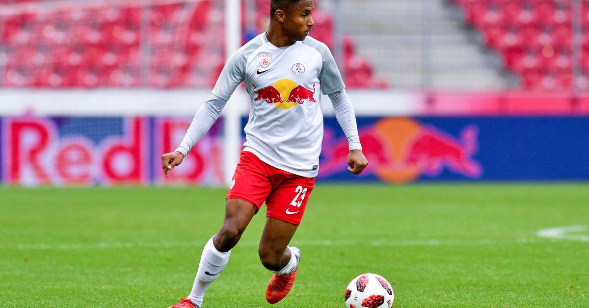 Report: Barcelona are keeping tabs on Karim Adeyemi