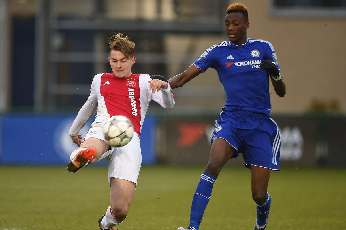 Chelsea v Ajax: UEFA Youth League