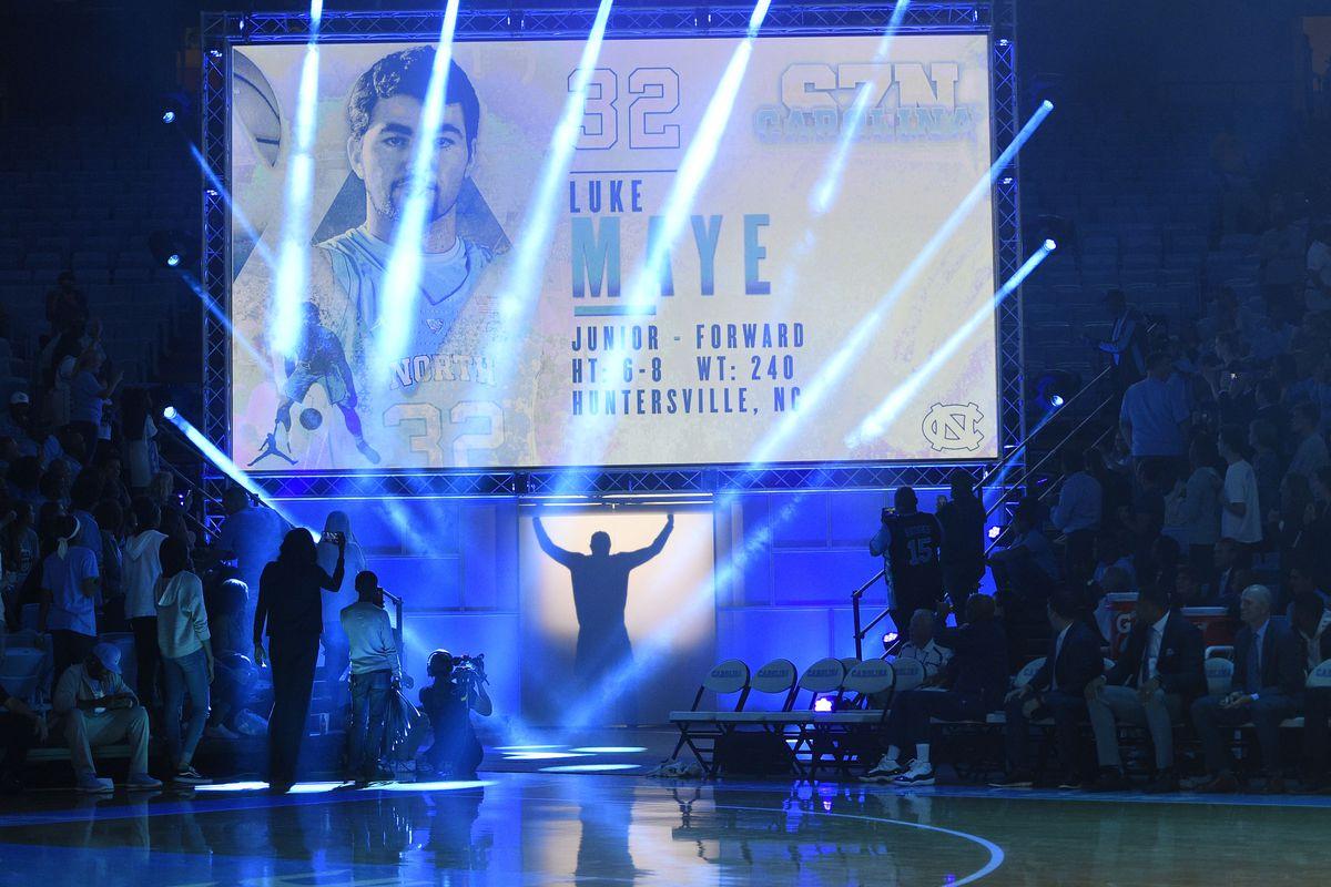 NCAA Basketball: North Carolina Midnight Madness