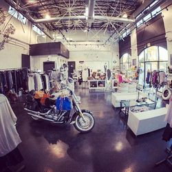 """Last but not least, get your indie fashion fix at <a href=""""http://www.attirelosangeles.com/"""">Attire Los Angeles</a> (5879 Washington Blvd), just a short drive or a brisk walk east. Stocked with affordable women's apparel, accessories, art and giftables fr"""