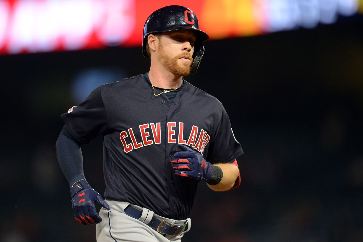 Jordan Luplow sparks Indians to 8-0 annihilation of Angels