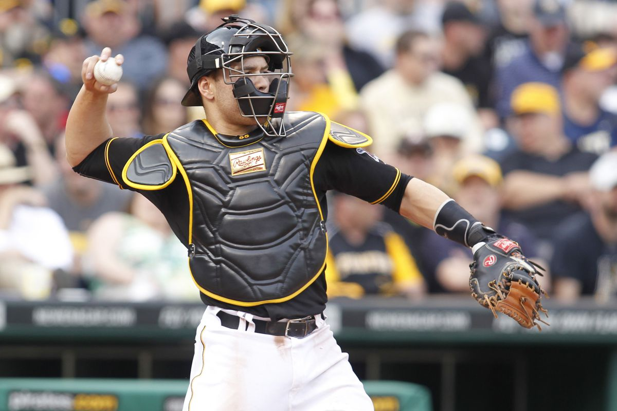 Russell Martin discusses pitch-framing - Bucs Dugout