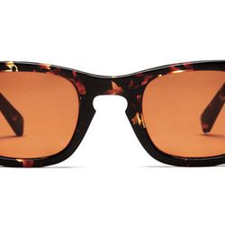 """The sun's gonna be shining, so you'll need some sweet shades to shield your peepers while you're pedaling. <b>Warby Parker</b> Neville sunnies with polarized lenses, $95 at <a href=""""http://www.warbyparker.com/sunglasses/women/neville#redwood-ash"""">Warby Pa"""