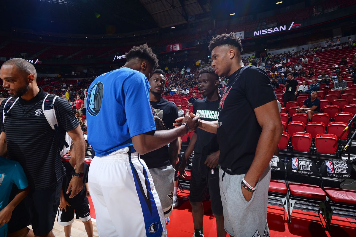 2019 Las Vegas Summer League - Croatia v Dallas Mavericks