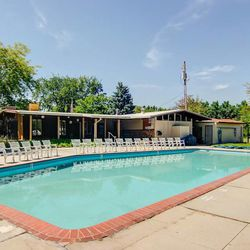 Communities with pools offer a social aspect to all residents.