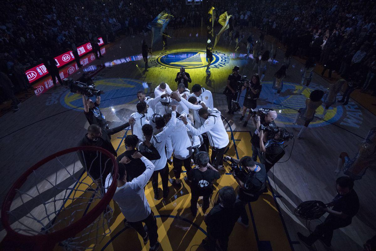 NBA: Oklahoma City Thunder at Golden State Warriors