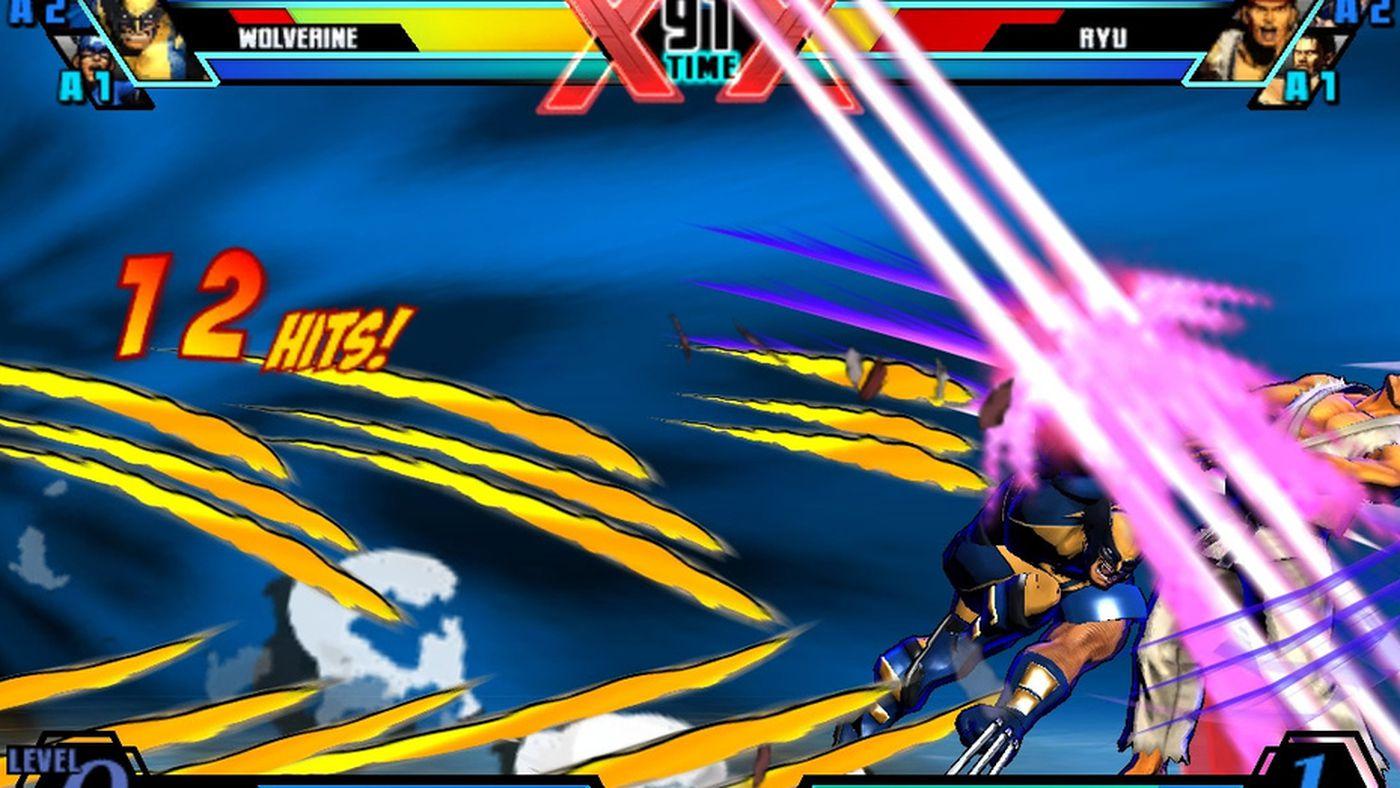 Ultimate Marvel vs  Capcom 3 leaving PSN and XBLA (update) - Polygon