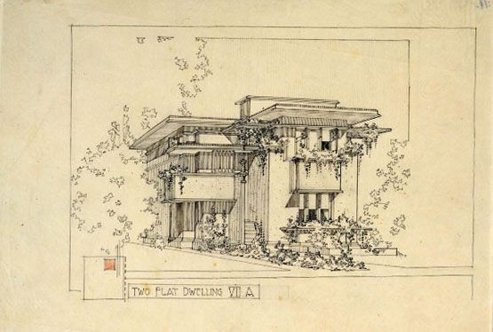 American System-Built Home model plan