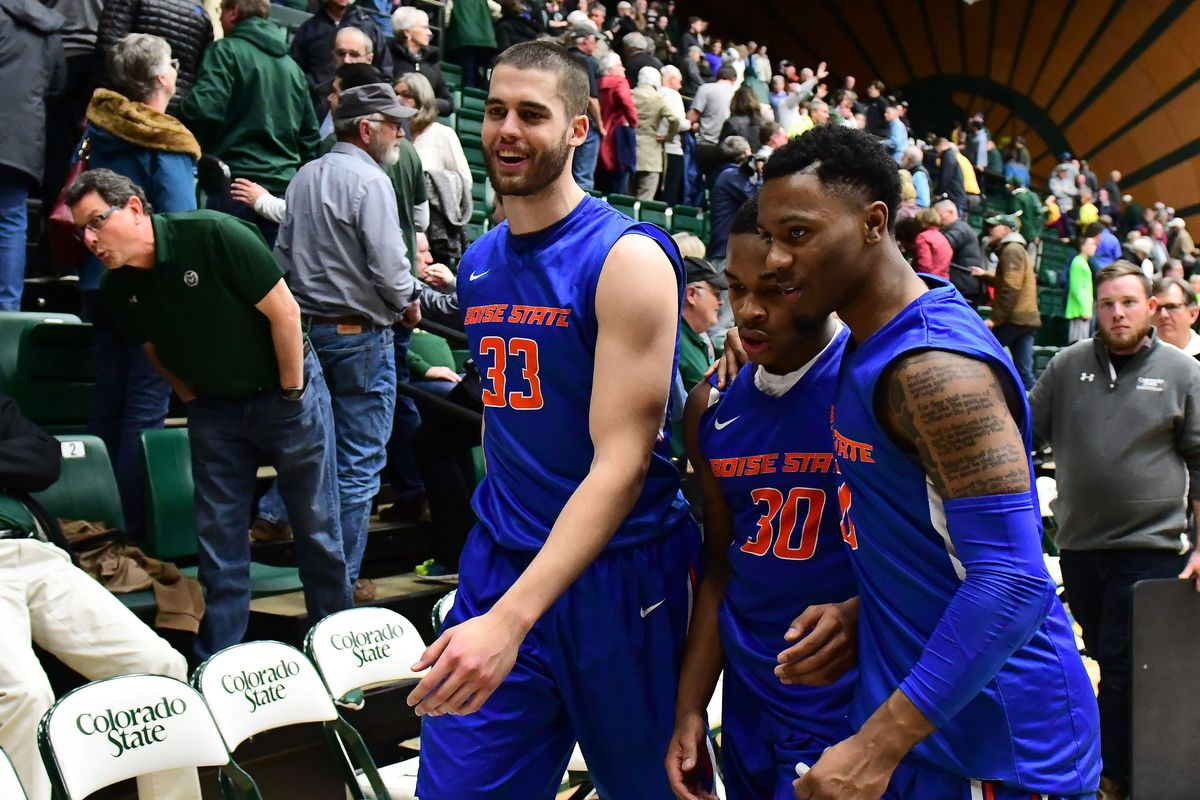 NCAA Basketball: Boise State at Colorado State