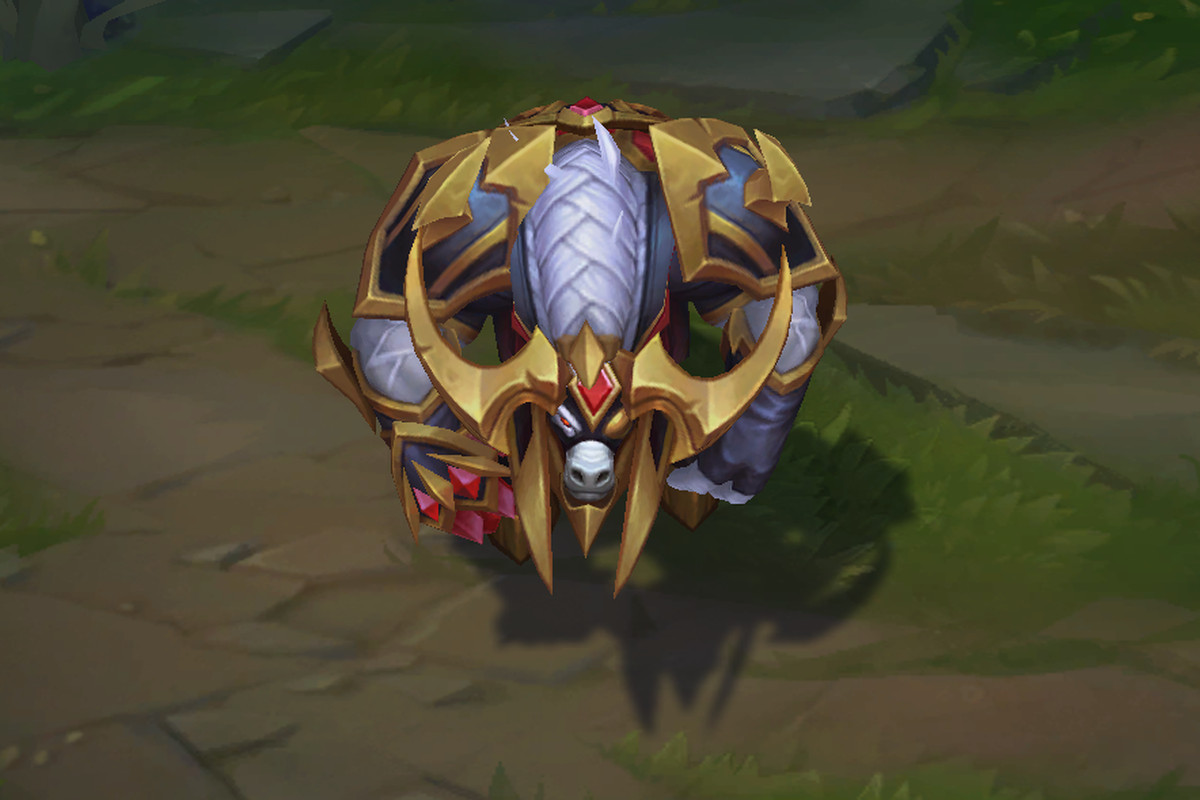 competitive price b2705 cb1a9 League of Legends  newest Conqueror skin goes to Alistar