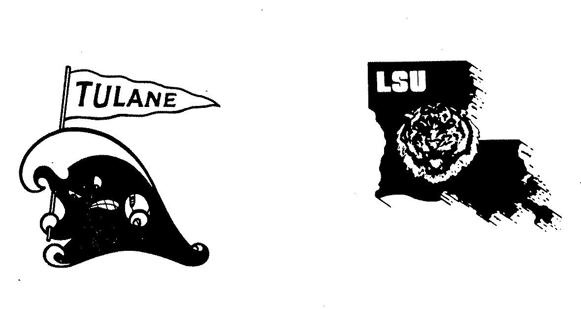 LSU-Tulane Box Score