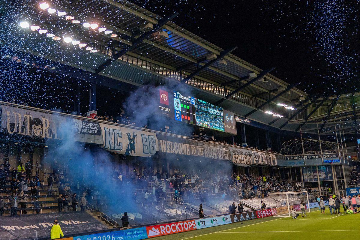 MLS: San Jose Earthquakes at Sporting Kansas City