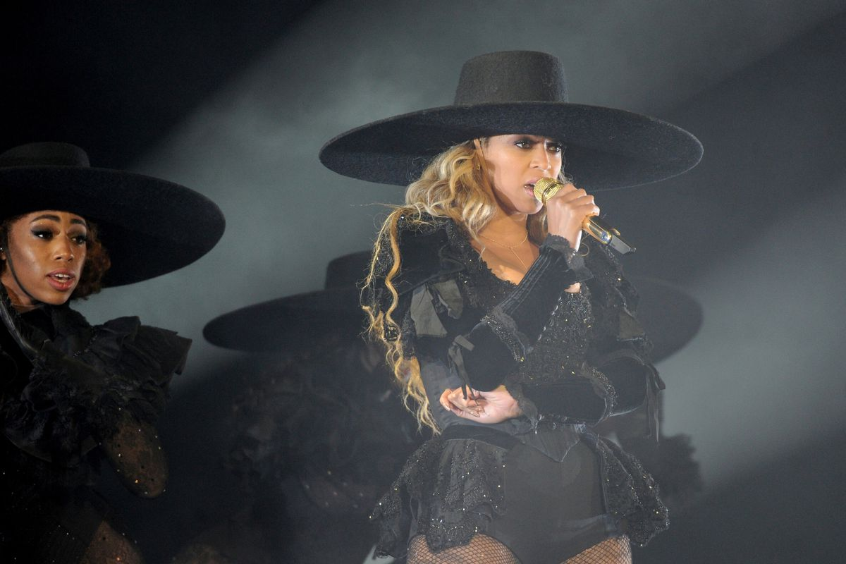 Beyonce Auctioning Off Formation Tour Hat For Good Cause Revolt