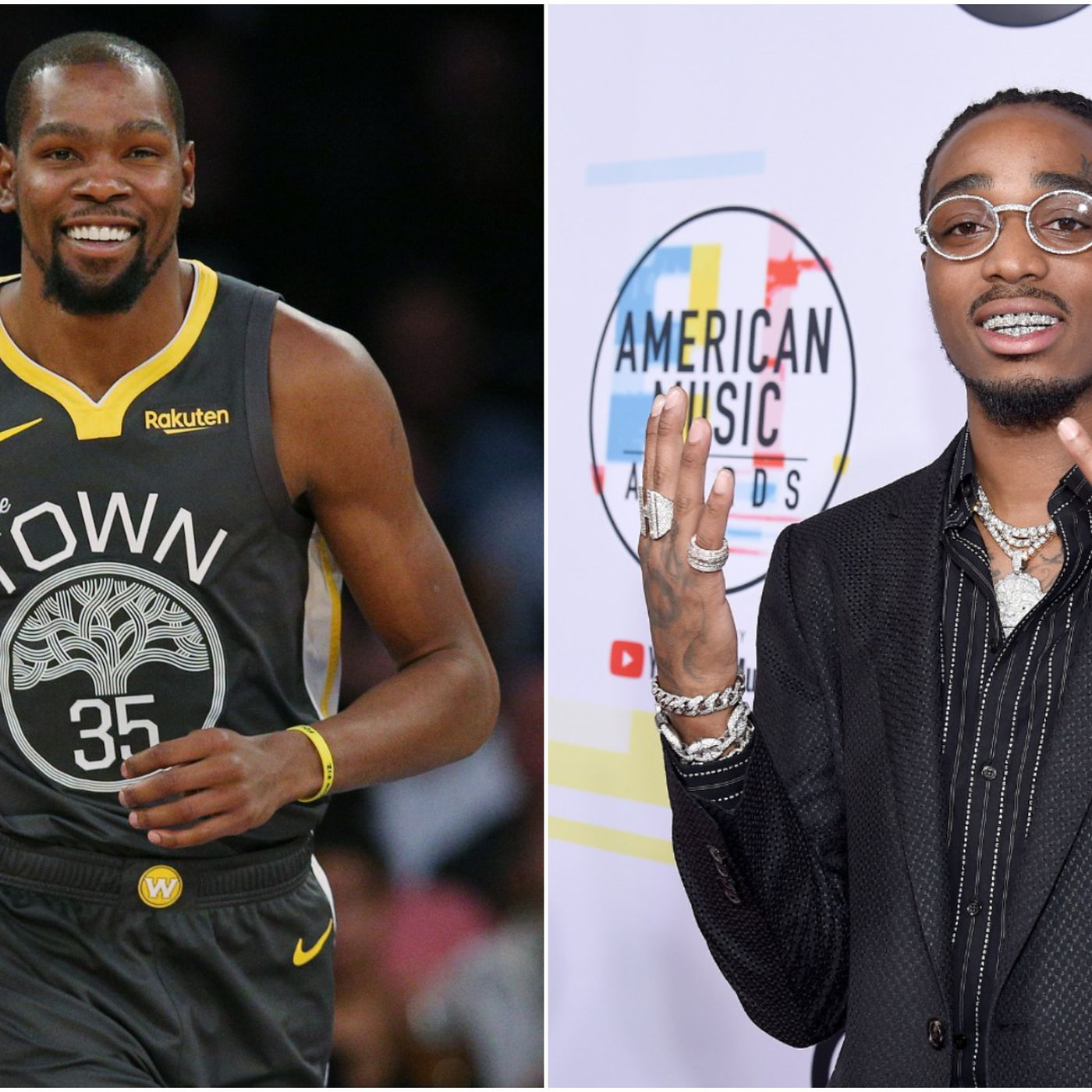 Kevin Durant compared the Warriors to Migos. Here s why it s perfect. -  SBNation.com 34ec2661d