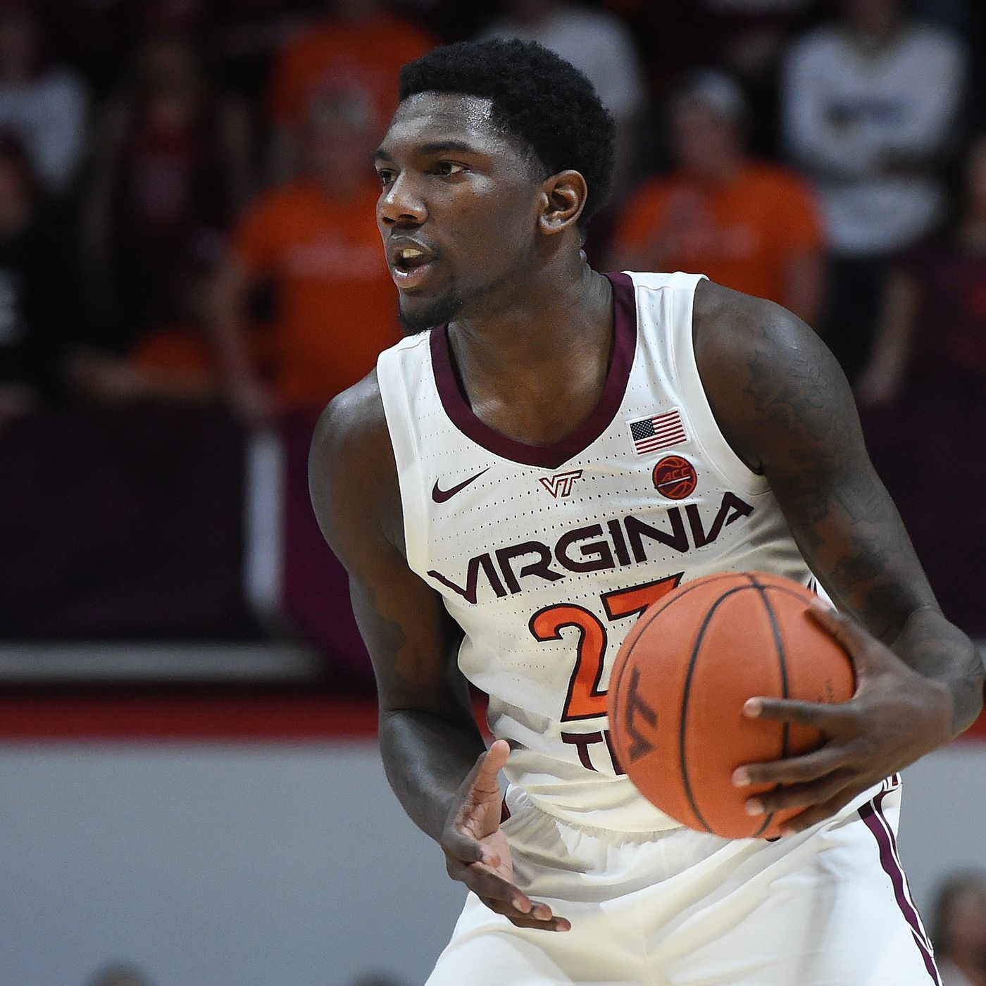 An Updated Look At The 2020 Virginia Tech Hokies Basketball Roster Gobbler Country