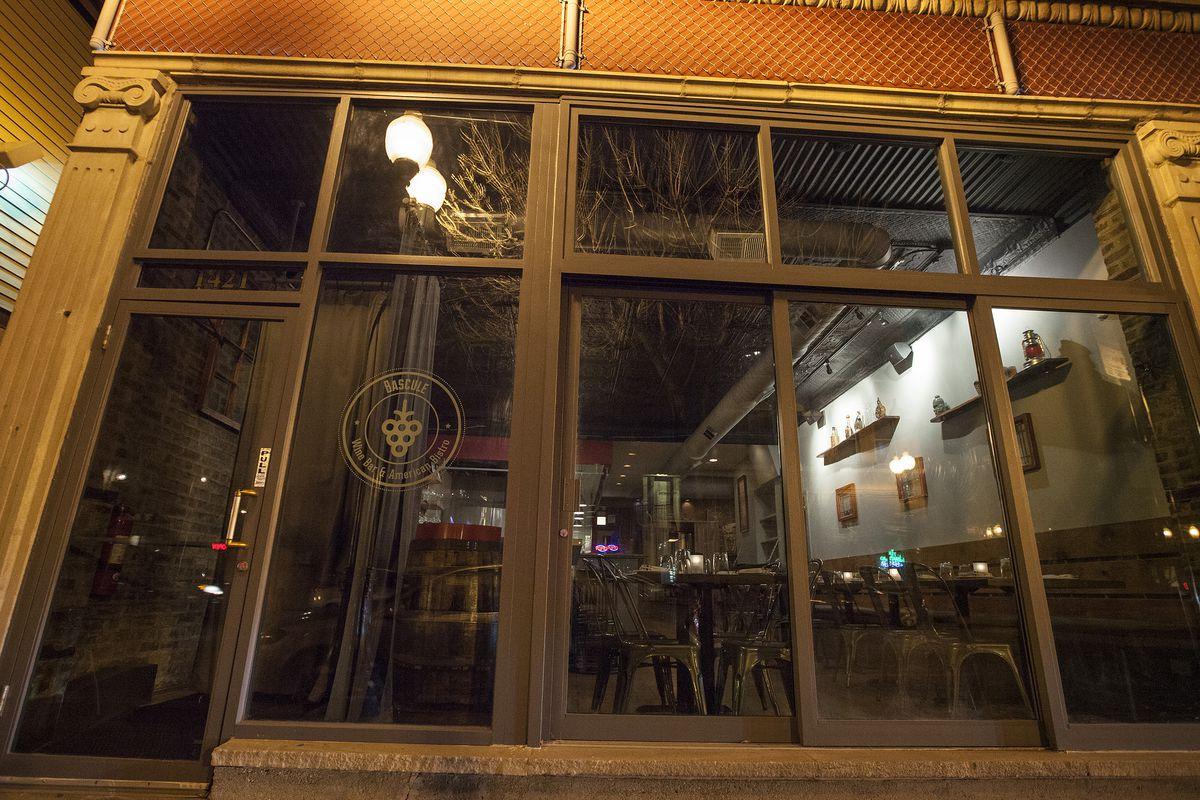 Bascule Wine Bar