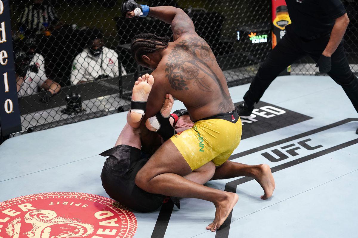 UFC Fight Night: Cirkunov v Spann