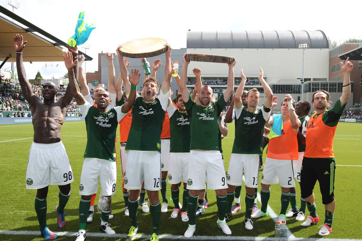 16aaf24a8e7 Portland Timbers vs. Seattle Sounders Player Ratings  Cascadia Cup ...