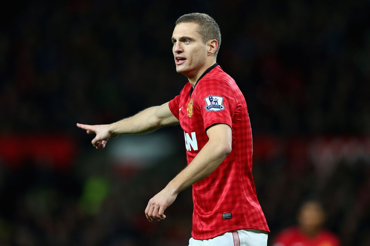 Manchester United 2012 13 player review Nemanja Vidic The Busby