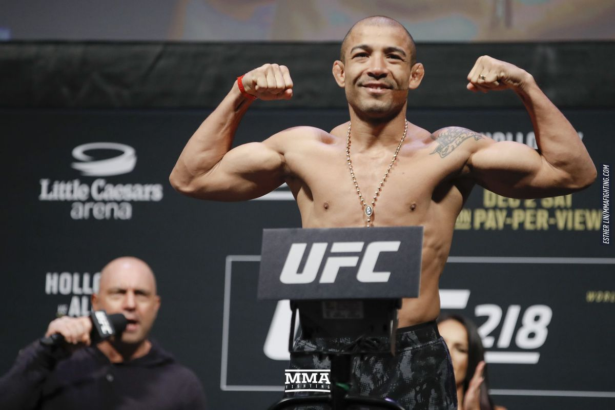 Eight fights official for UFC 237 in Rio de Janeiro - MMA