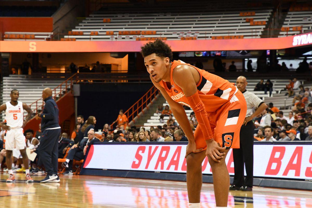 Freshman Guard Brycen Goodine Brings Versatility To Syracuse