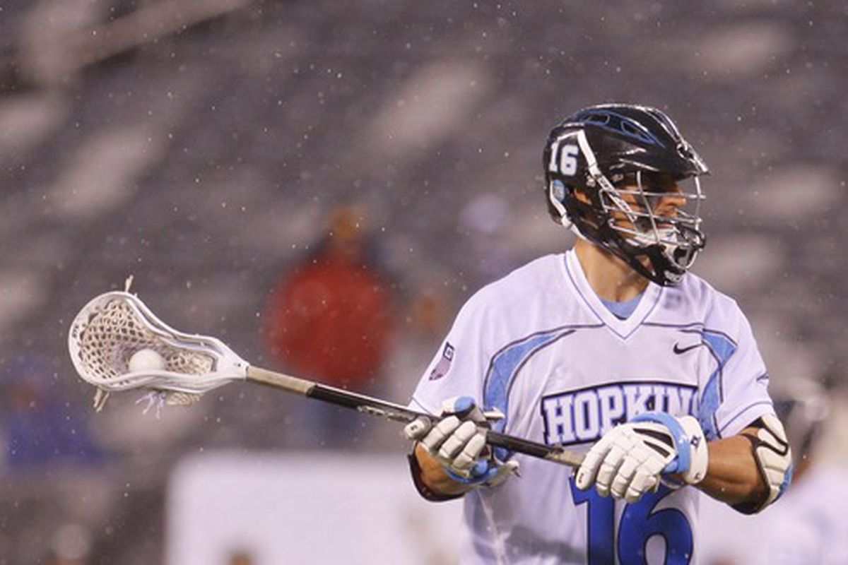 Johns Hopkins Lacrosse? This matters today.