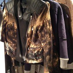 Leather Jacket, $500