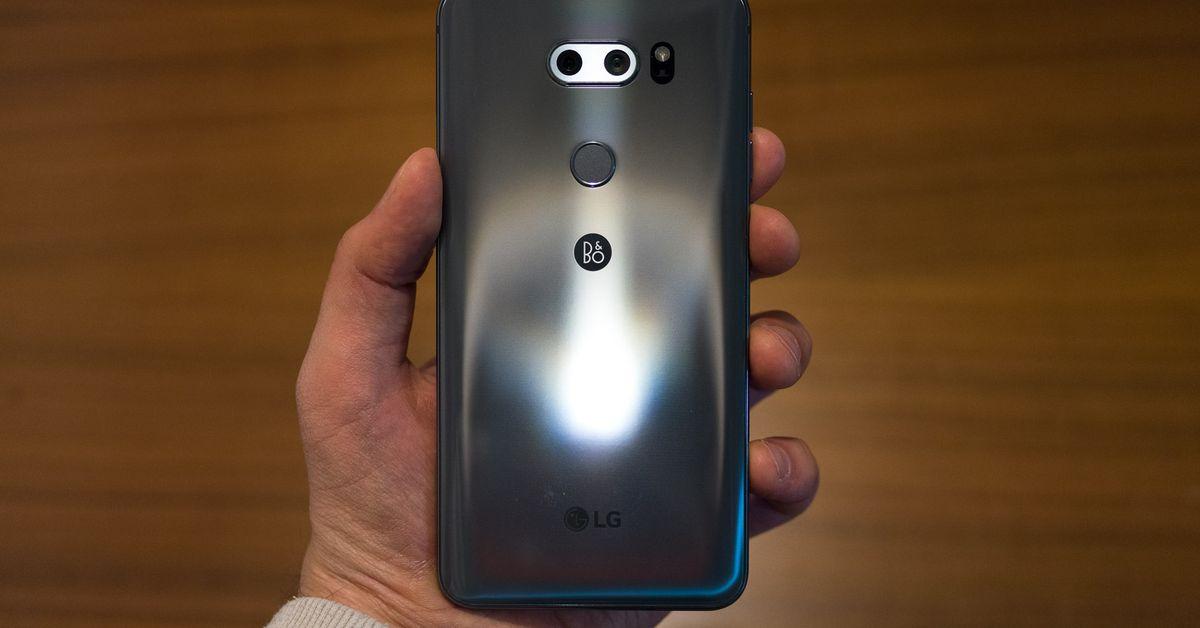 LG's V30S ThinQ is a V30 with more RAM and AI