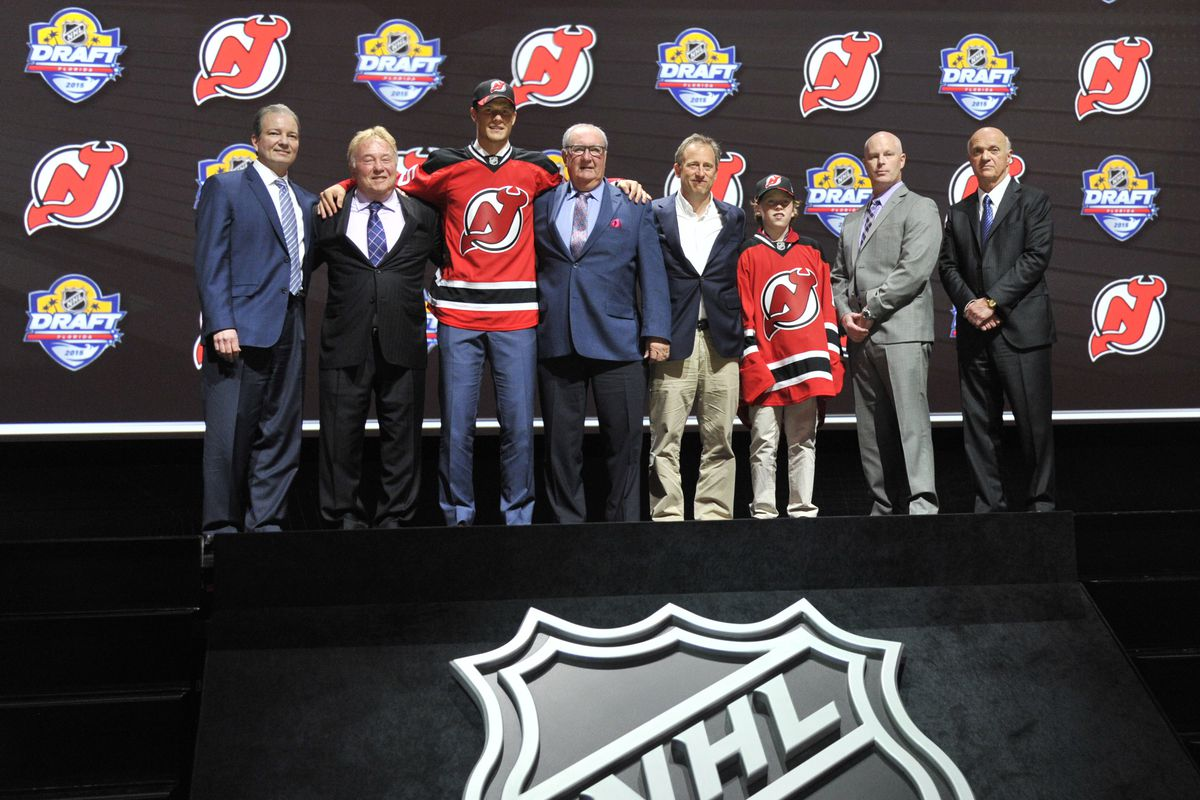 Last year, the Devils picked Pavel Zacha in the first round. This year, who will it be? Hopefully someone like him with offensive talent.