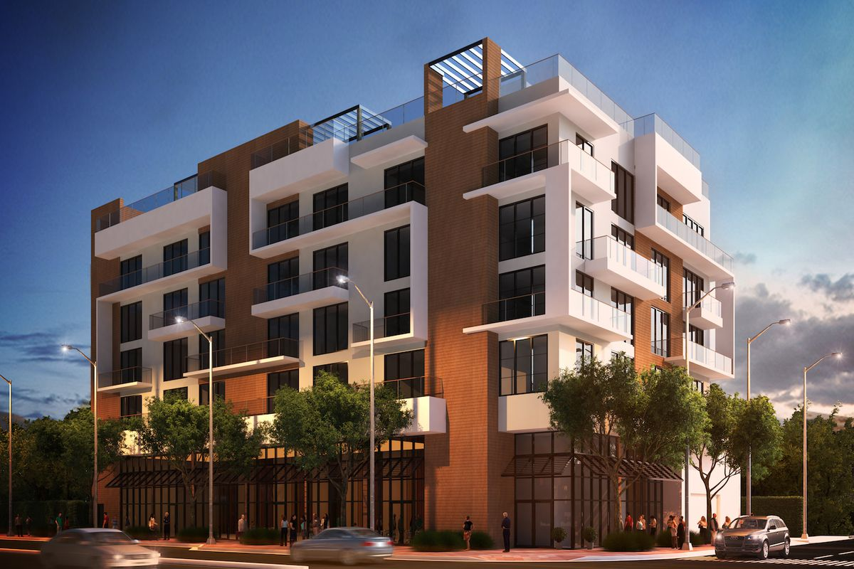 Mixed Use Development Unveiled For Coconut Grove S Grand