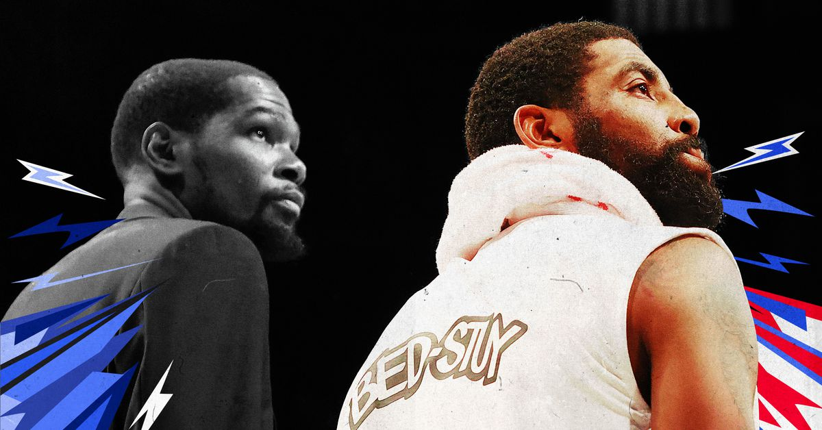 Kevin Durant and Kyrie Irving's Nets are still a big mystery