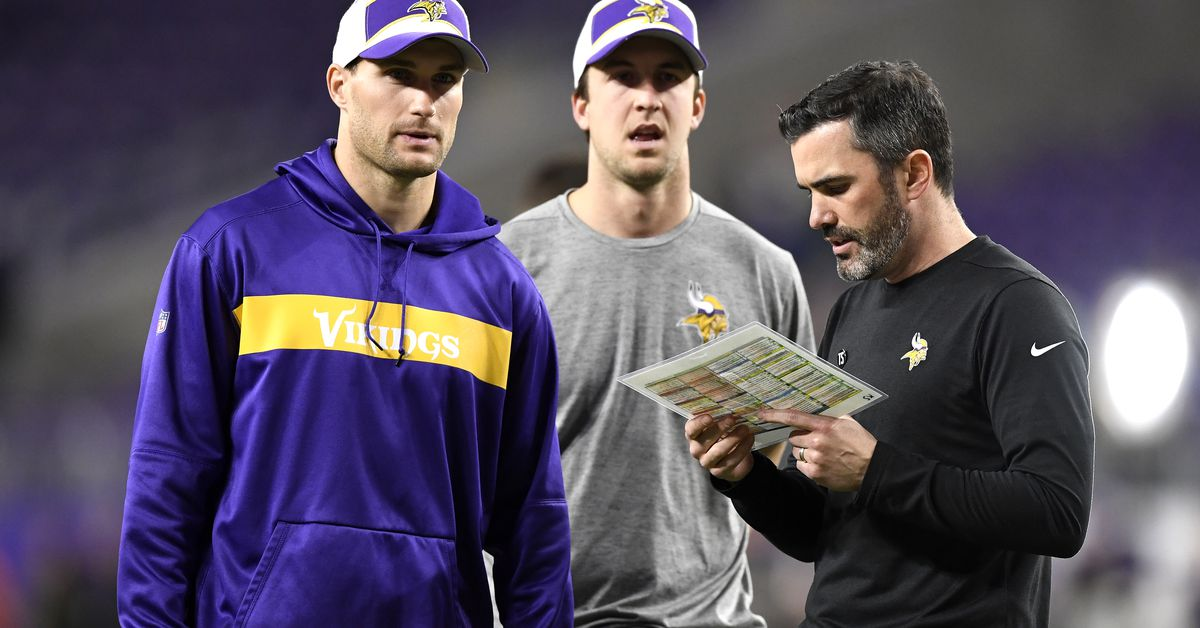 A quick look at new offensive coordinator Kevin Stefanski - Daily Norseman
