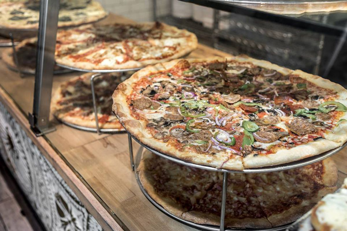 Nyc Inspired Pie Factory Wiseguy Pizza Is Opening Today In