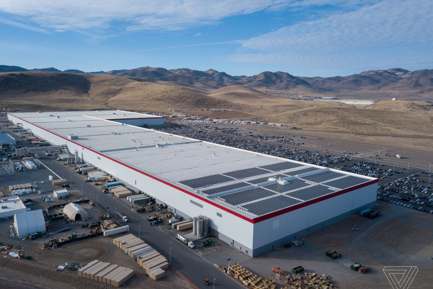 Tesla S Fourth Gigafactory Will Be In Berlin Elon Musk Says The Verge