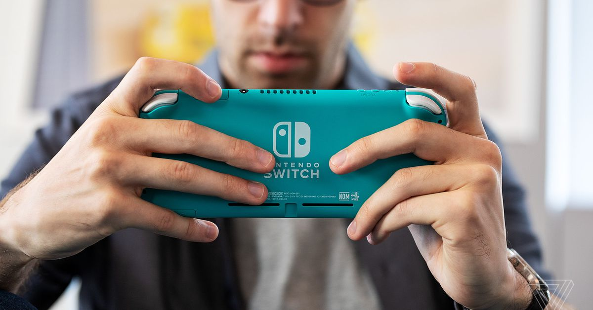 The Nintendo Switch still keeps selling well – The Verge