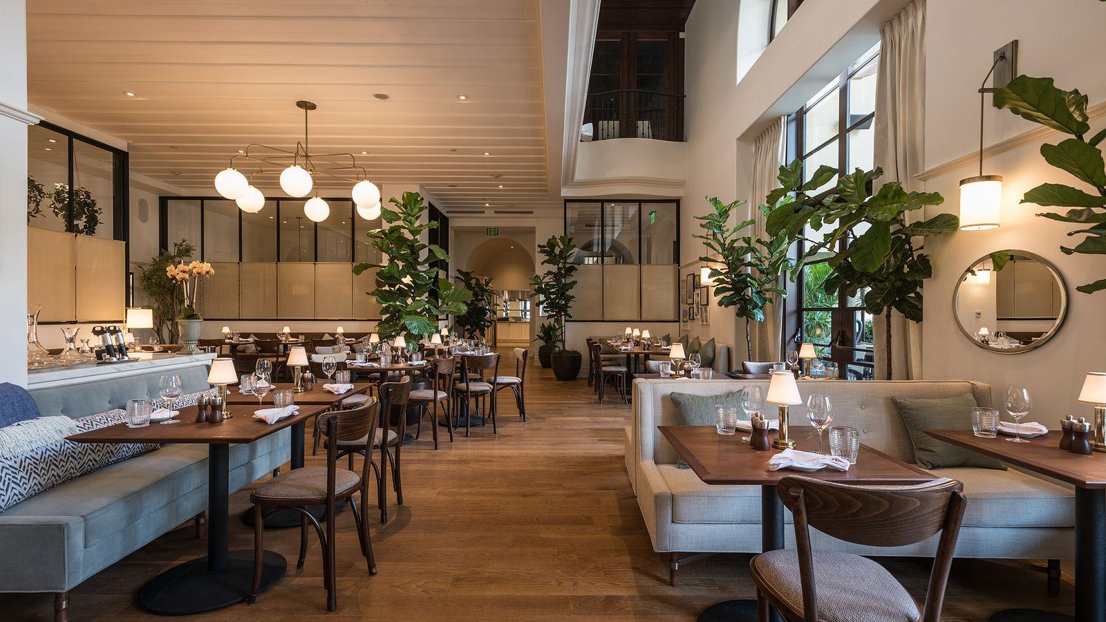 Beverly Hills Cafe Menu Restaurant