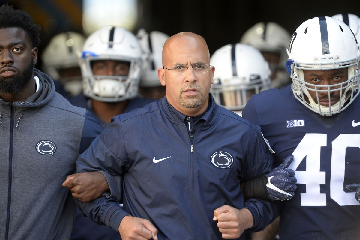 COLLEGE FOOTBALL: SEP 30 Indiana at Penn State