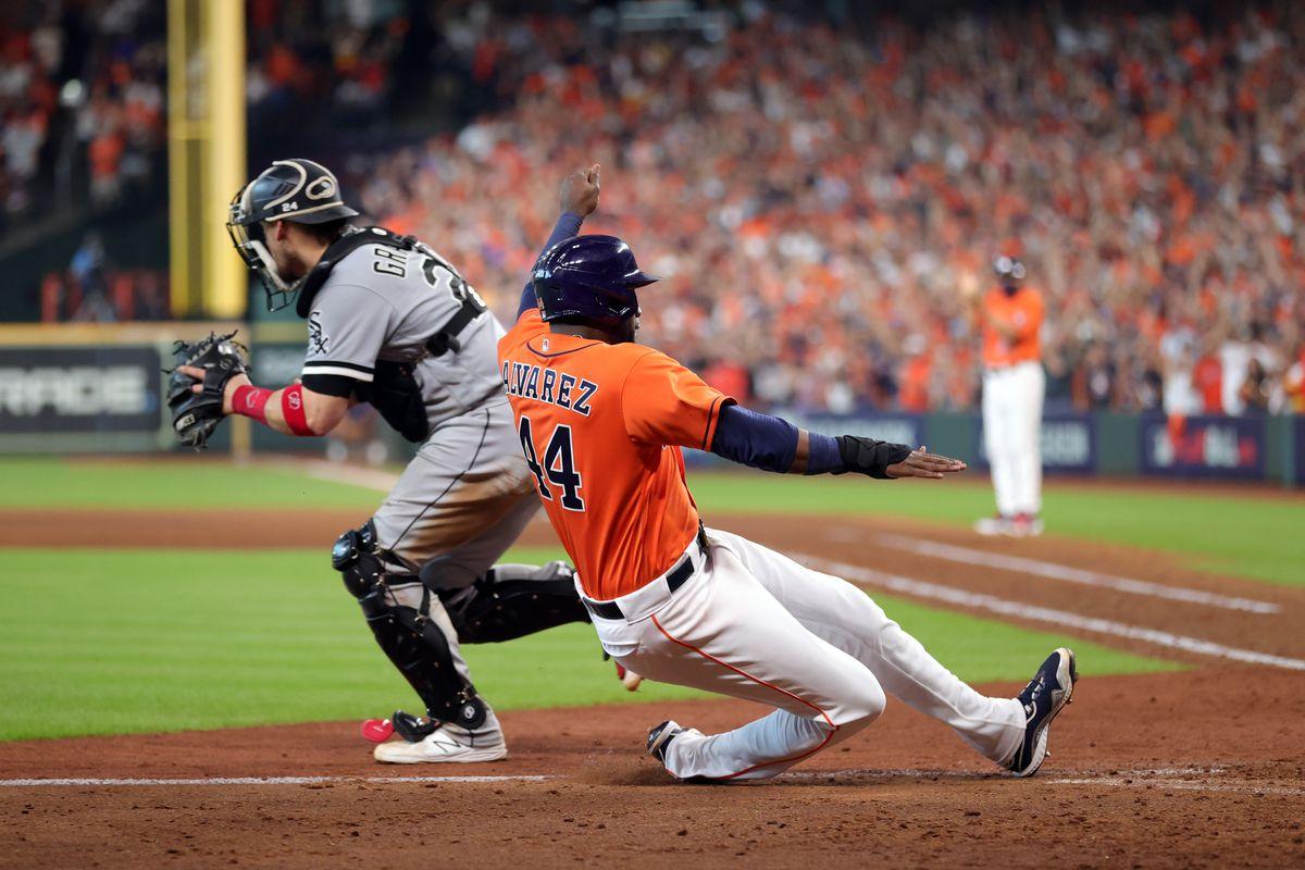 Division Series - Chicago White Sox v Houston Astros - Game Two