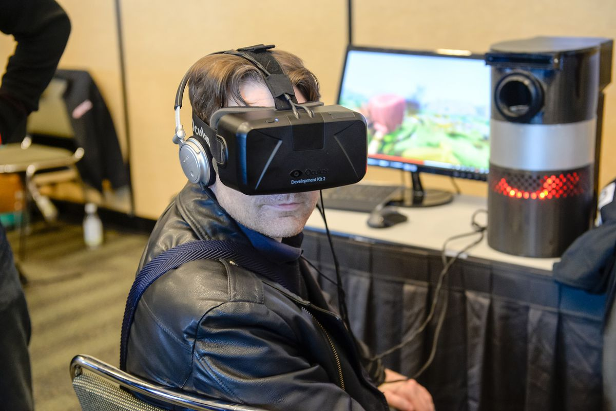 a3fdd71f28d Patrick Harris of Minority Media (Papo and Yo) opened his cautionary  presentation during Game Developers Conference 2016 s virtual reality series  with a ...