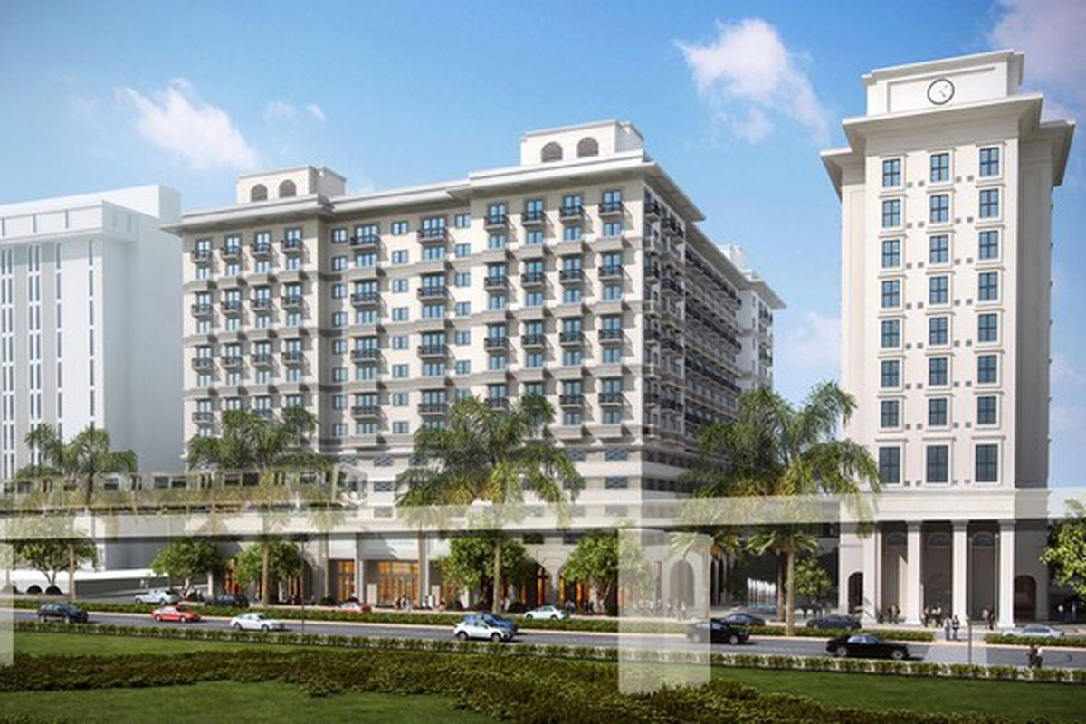 Us 1 Paseo Project Could Be Big News For Coral Gables Curbed Miami