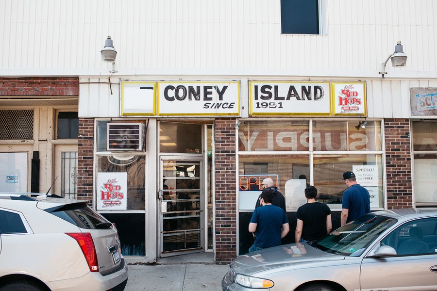 Red Hots Coney Island