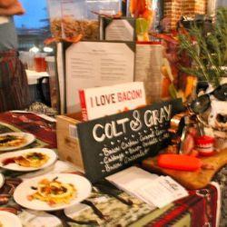 Colt & Gray table display
