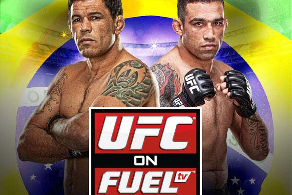 Watch UFC on FUEL TV 10 online stream tonight (June 8): Live video feed/TV  details for 'Nogueira vs Werdum 2' - MMAmania.com
